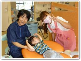 当院での小児歯科治療