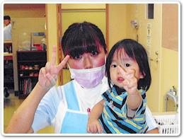 小児の咬合誘導について